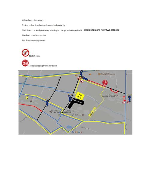 Important Information about Bus Route Changes