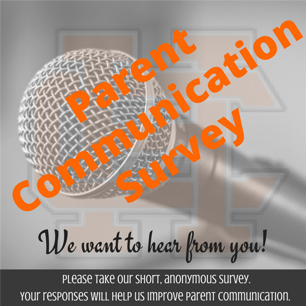 Parent Communication Survey