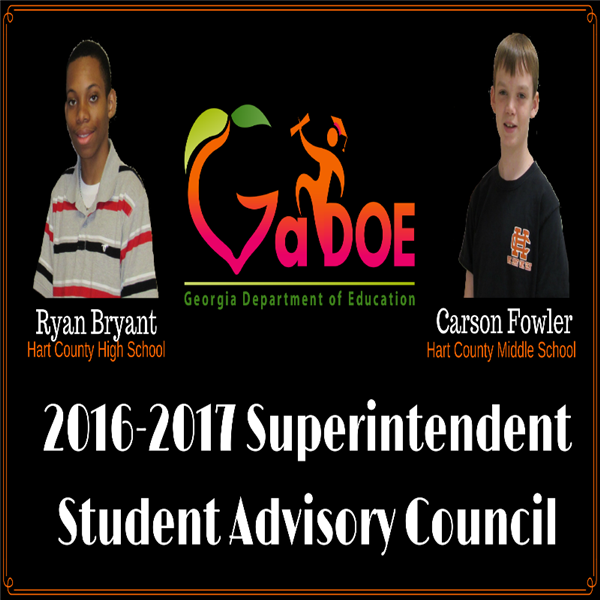 Students to Serve on State Superintendent's  Student Advisory Council