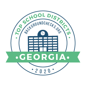 Georgia Top School Districts 2020