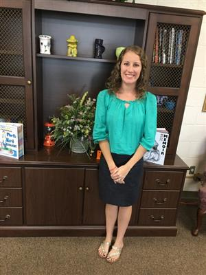 South Hart Elementary School Teacher of the Year: Kimberly Ayers