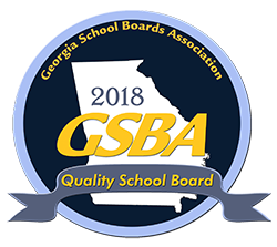 Georgia School Boards Association 2018 Quality School Board